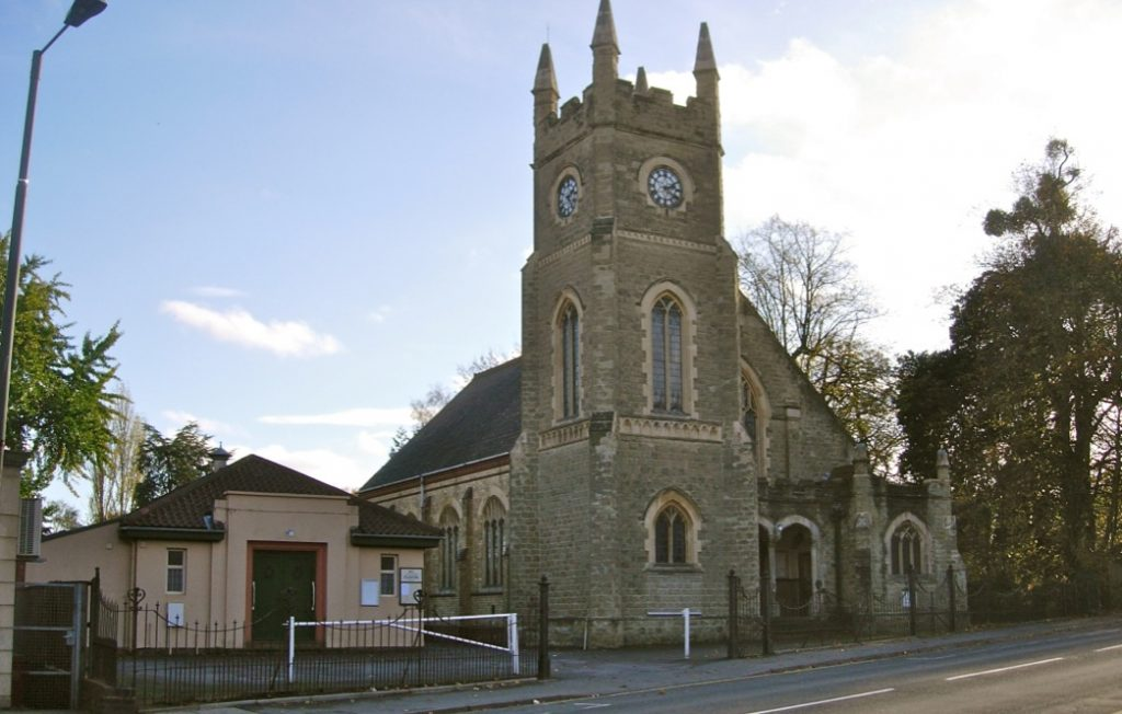 Malvern Link United Reformed Church
